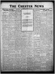 The Chester News August 4, 1925