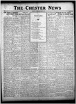 The Chester News September 1, 1925