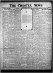 The Chester News September 18, 1925