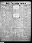 The Chester News September 22, 1925