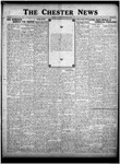 The Chester News September 25, 1925