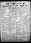 The Chester News October 13, 1925