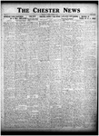 The Chester News October 23, 1925