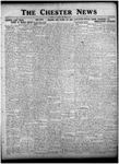 The Chester News November 3, 1925
