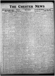 The Chester News November 6, 1925 by W. W. Pegram and Stewart L. Cassels