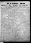 The Chester News November 10, 1925 by W. W. Pegram and Stewart L. Cassels
