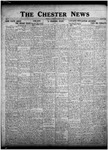 The Chester News November 13, 1925 by W. W. Pegram and Stewart L. Cassels