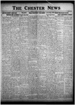 The Chester News November 17, 1925 by W. W. Pegram and Stewart L. Cassels