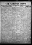 The Chester News November 24, 1925 by W. W. Pegram and Stewart L. Cassels