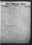 The Chester News December 1, 1925 by W. W. Pegram and Stewart L. Cassels