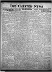 The Chester News December 8, 1925 by W. W. Pegram and Stewart L. Cassels