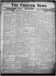 The Chester News December 18, 1925 by W. W. Pegram and Stewart L. Cassels