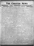 The Chester News January 14, 1927 by W. W. Pegram and Stewart L. Cassels