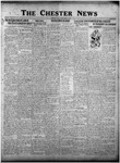 The Chester News March 1, 1927 by W. W. Pegram and Stewart L. Cassels