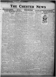 The Chester News March 8, 1927 by W. W. Pegram and Stewart L. Cassels