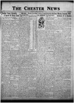 The Chester News March 25, 1927 by W. W. Pegram and Stewart L. Cassels