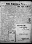 The Chester News April 5, 1927