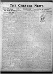 The Chester News April 26, 1927 by W. W. Pegram and Stewart L. Cassels