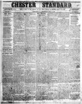 The Chester Standard - May 11, 1854 by C. Davis Melton