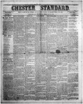 The Chester Standard - February 15, 1855 by C. Davis Melton
