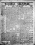 The Chester Standard - February 22, 1855 by C. Davis Melton