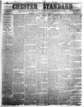 The Chester Standard - August 9, 1855 by C. Davis Melton