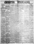The Chester Standard - January 03, 1856 by C. Davis Melton