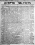 The Chester Standard - January 10, 1856 by C. Davis Melton