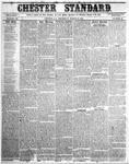 The Chester Standard - March 27, 1856 by C. Davis Melton