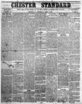 The Chester Standard - April 17, 1856