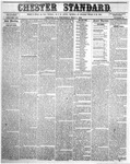 The Chester Standard - May 1, 1856 by C. Davis Melton