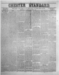 The Chester Standard - May 8, 1856 by C. Davis Melton