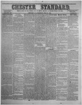 The Chester Standard - May 15, 1856 by C. Davis Melton