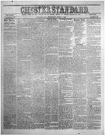 The Chester Standard - June 5, 1856 by C. Davis Melton