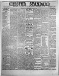 The Chester Standard - June 12, 1856 by C. Davis Melton
