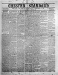The Chester Standard - June 26, 1856 by C. Davis Melton