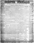 The Chester Standard - February 5, 1857 by J. Belton Mickle and George Pither