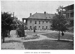 Crawford Infirmary 1897 by Winthrop University and Clarence H. and Anna E. Lutz Foundation
