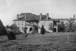 East Side of Crawford Infirmary 1899 by Winthrop University and Clarence H. and Anna E. Lutz Foundation