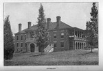 West Side of Crawford Infirmary 1904