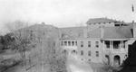 South and West Sides of Crawford Infirmary 1913 by Winthrop University and Clarence H. and Anna E. Lutz Foundation