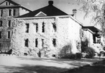 North Side of Crawford Infirmary ca1940s by Winthrop University and Clarence H. and Anna E. Lutz Foundation