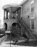Crawford Infirmary Portico ca1960s