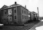 North and West Sides of Crawford Infirmary ca mid 1960s by Winthrop University and Clarence H. and Anna E. Lutz Foundation