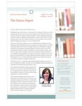 The Dacus Digest Volume 1 Issue 2 by Michaela Eileen Volkmar and Dacus Library
