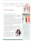 The Dacus Digest Volume 3 Issue 1 by Michaela Eileen Volkmar and Dacus Library