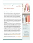 The Dacus Digest Volume 5 Issue 1 by Hope Johnson