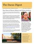 Dacus Digest Volume 6 Issue 1