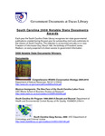 April 2006: Notable State Documents by Dacus Library