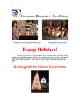 December 2007: Cooking with the Federal Government by Dacus Library